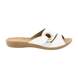 Befado kvinders sko pu 265D002 hvid 1