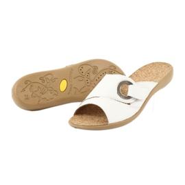 Befado kvinders sko pu 265D002 hvid 4