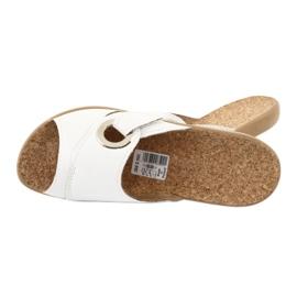 Befado kvinders sko pu 265D002 hvid 5