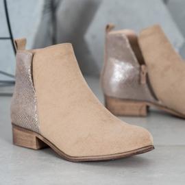 Evento Suede Støvler 3