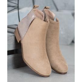 Evento Suede Støvler 1