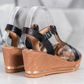 Evento Elegante kile sandaler sort 2