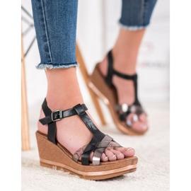 Evento Elegante kile sandaler sort 3