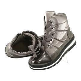 Brun snestøvler, Caprice 26212 membran 4