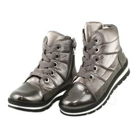 Brun snestøvler, Caprice 26212 membran 2
