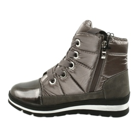 Brun snestøvler, Caprice 26212 membran 1