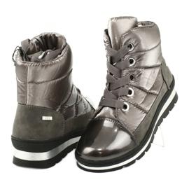 Brun snestøvler, Caprice 26212 membran 3