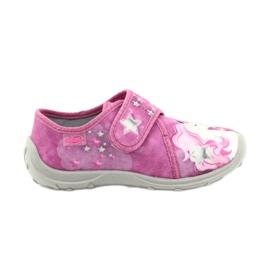 Befado børnesko 560X118 pink 1