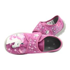 Befado børnesko 560X118 pink 5