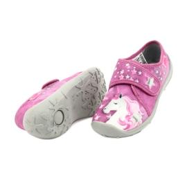Befado børnesko 560X118 pink 4