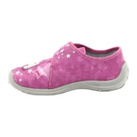 Befado børnesko 560X118 pink 2