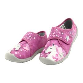 Befado børnesko 560X118 pink 3