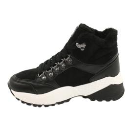 Komfortable sportsstøvler Lee Cooper LCJL-20-31-152 sort 1