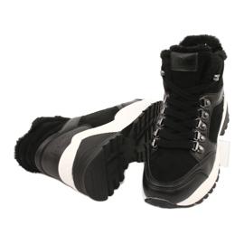 Komfortable sportsstøvler Lee Cooper LCJL-20-31-152 sort 3
