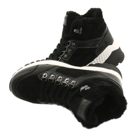 Komfortable sportsstøvler Lee Cooper LCJL-20-31-152 sort 4