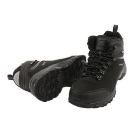 American Club Amerikanske trekking Softshell støvler med en membran sort 3