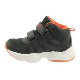 Befado børnesko 516X050 orange grå 2