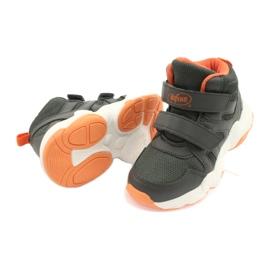 Befado børnesko 516X050 orange grå 4
