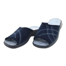 Befado kvinders sko pu 442D147 blå 3