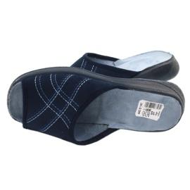 Befado kvinders sko pu 442D147 blå 5