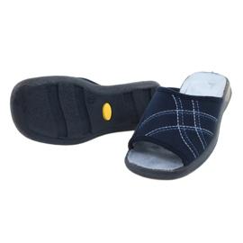 Befado kvinders sko pu 442D147 blå 4