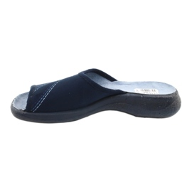 Befado kvinders sko pu 442D147 blå 2