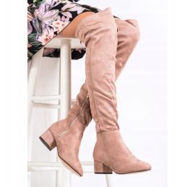 Fashion Pulver musketerer pink 2