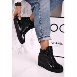 Haver Kvinders sneakers Ankelstøvler sort Carol 2