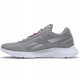 Reebok Energylux 2 herresko grå-hvid-rød Q46236 2