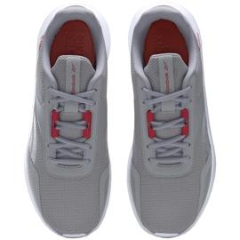 Reebok Energylux 2 herresko grå-hvid-rød Q46236 1