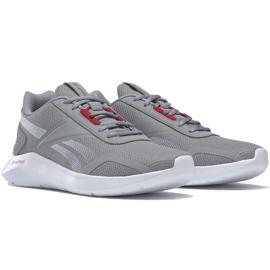 Reebok Energylux 2 herresko grå-hvid-rød Q46236 4