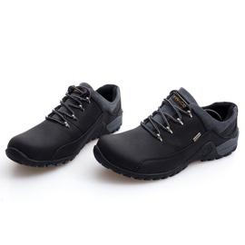 HLD925 Trekking støvler sort 1
