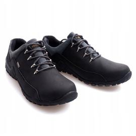 HLD925 Trekking støvler sort 2