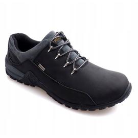HLD925 Trekking støvler sort 3