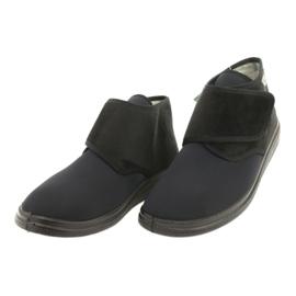Befado kvinders sko pu 522D002 sort 3