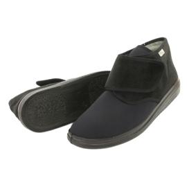 Befado kvinders sko pu 522D002 sort 4