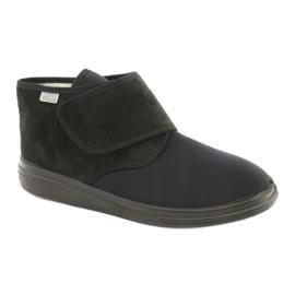 Befado kvinders sko pu 522D002 sort 1
