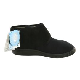 Befado kvinders sko pu 522D002 sort 5
