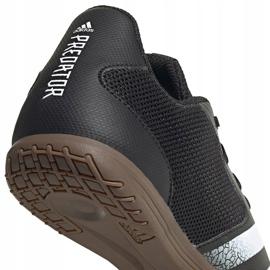 Adidas Predator Freak.4 I Sala FY1042 fodboldstøvler sort sort 4