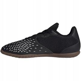 Adidas Predator Freak.4 I Sala FY1042 fodboldstøvler sort sort 1