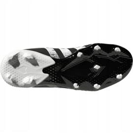 Adidas Predator Freak.3 Fg Junior FY1031 fodboldstøvler sort sort 6