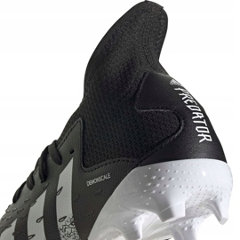 Adidas Predator Freak.3 Fg Junior FY1031 fodboldstøvler sort sort 1