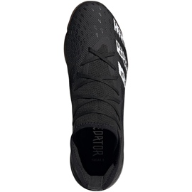 Adidas Predator Freak.3 i FY1032 fodboldstøvler sort sort 2