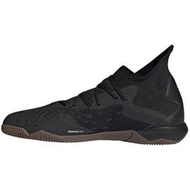 Adidas Predator Freak.3 i FY1032 fodboldstøvler sort sort 1