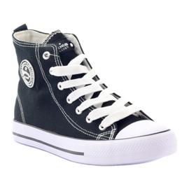 American Club High Sneakers LH02 sort 1