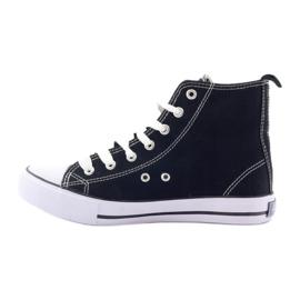 American Club High Sneakers LH02 sort 2