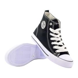 American Club High Sneakers LH02 sort 3