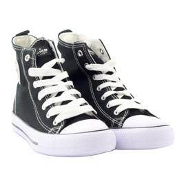 American Club High Sneakers LH02 sort 4