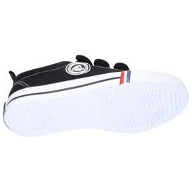 American Club Sort amerikansk LH33 / 21 velcro sneakers 1